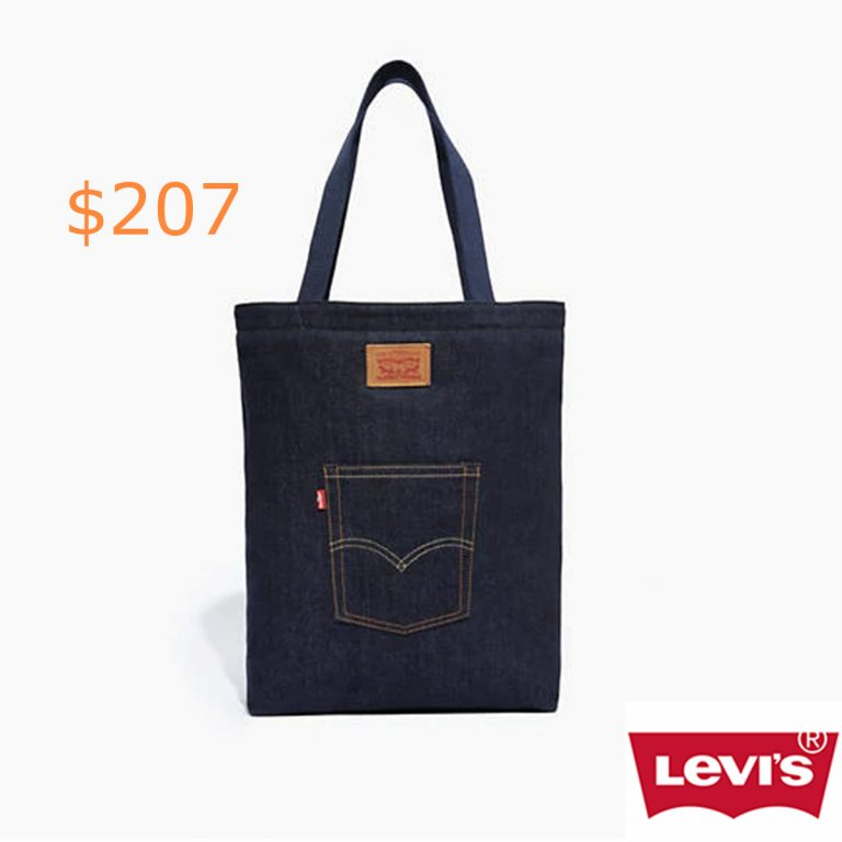 207Levi's® Back Pocket Tote Bag