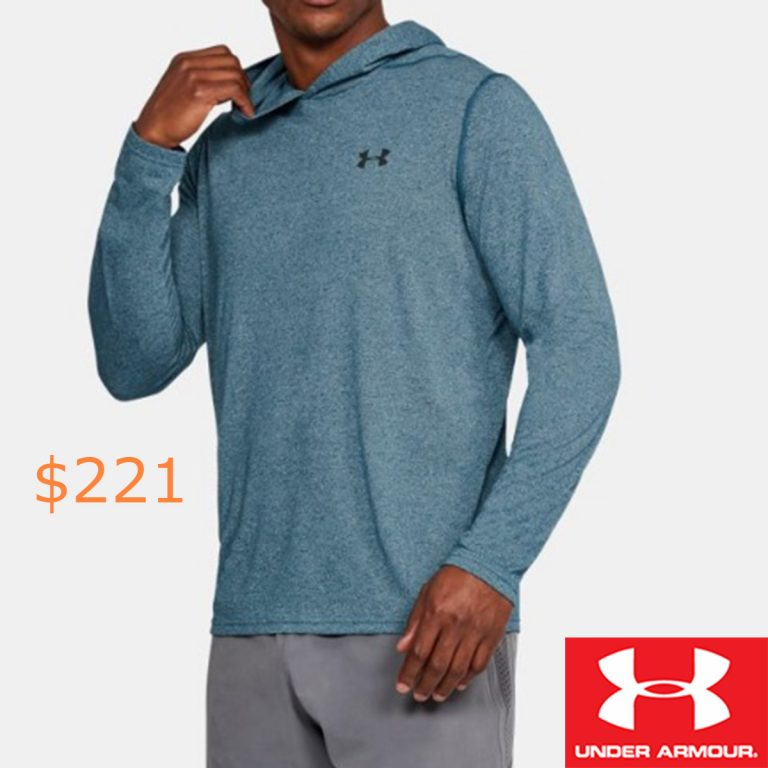 221Men's UA Threadborne Siro Hoodie