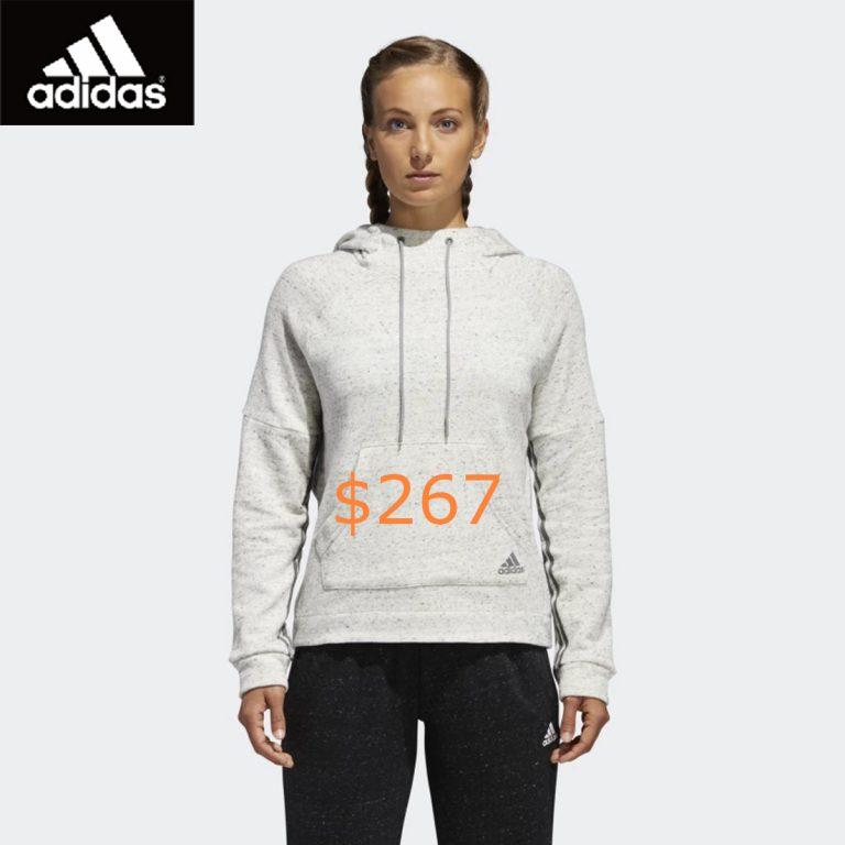 267adidas S2S Pullover Hoodie
