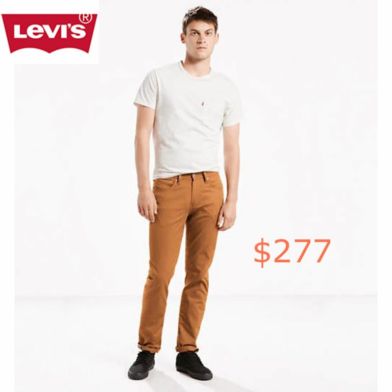 277-511™ Slim Fit Pants