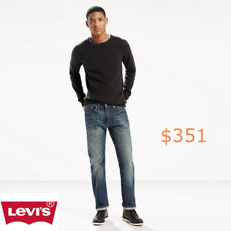 351-505™ Regular Fit Stretch Jeans