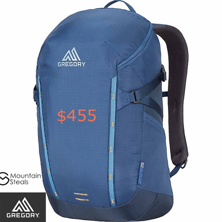 455Gregory Satuma 26L Pack