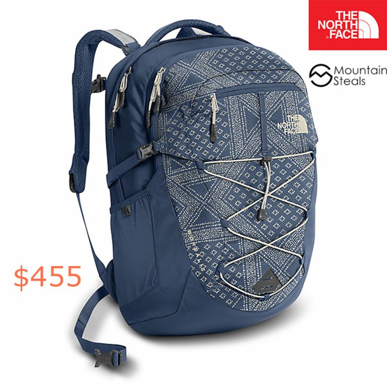 455The North Face Women's Borealis Backpack