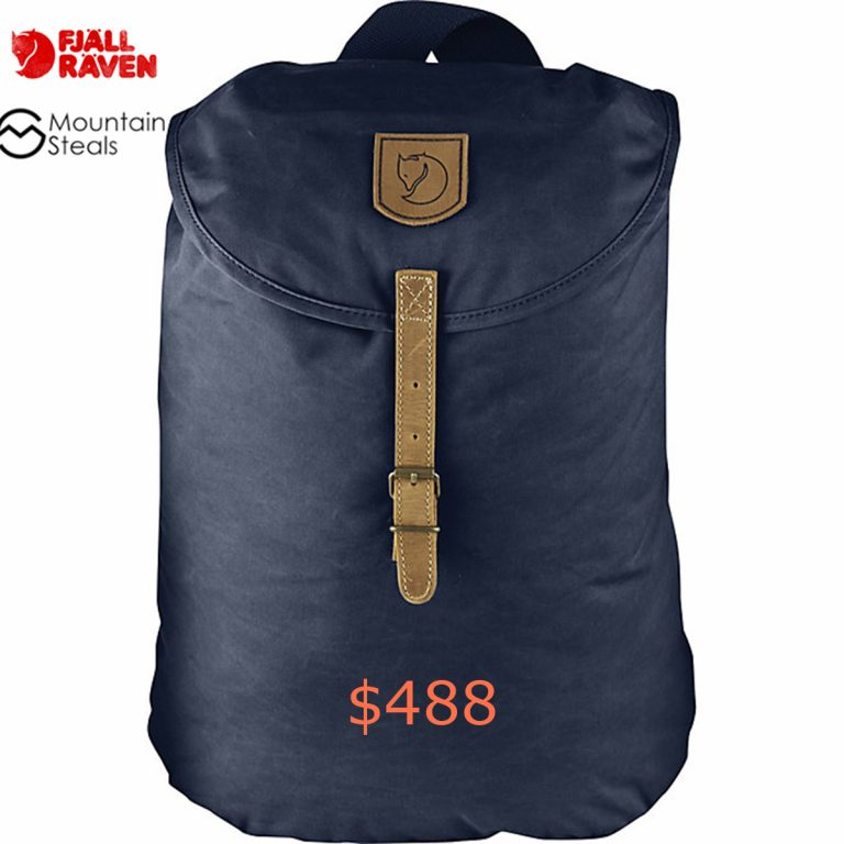 488Fjallraven Greenland Small Backpack