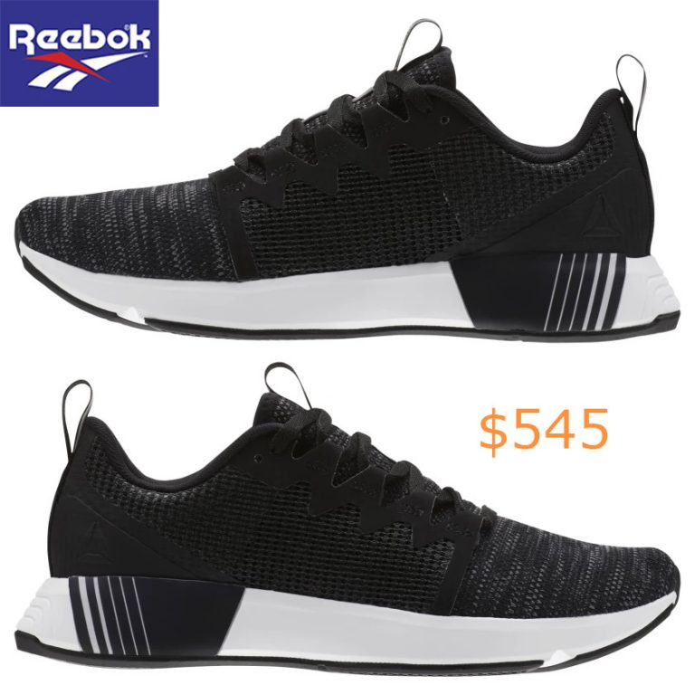 545Reebok Fusium Run black