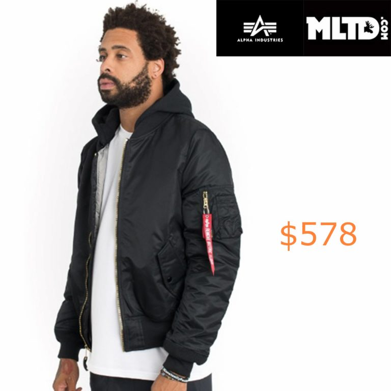 578Alpha Industries, MA-1 Natus Jacket