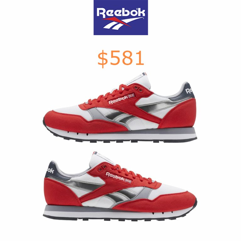 581Reebok Classic Leather