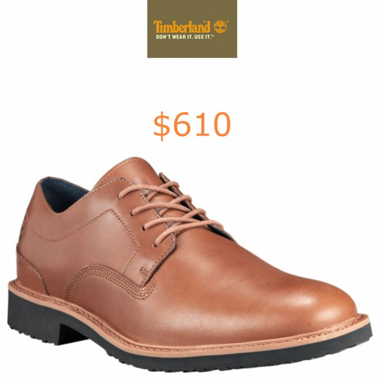 610Timberland - Men's Brook Park Lightweight Oxford Shoes