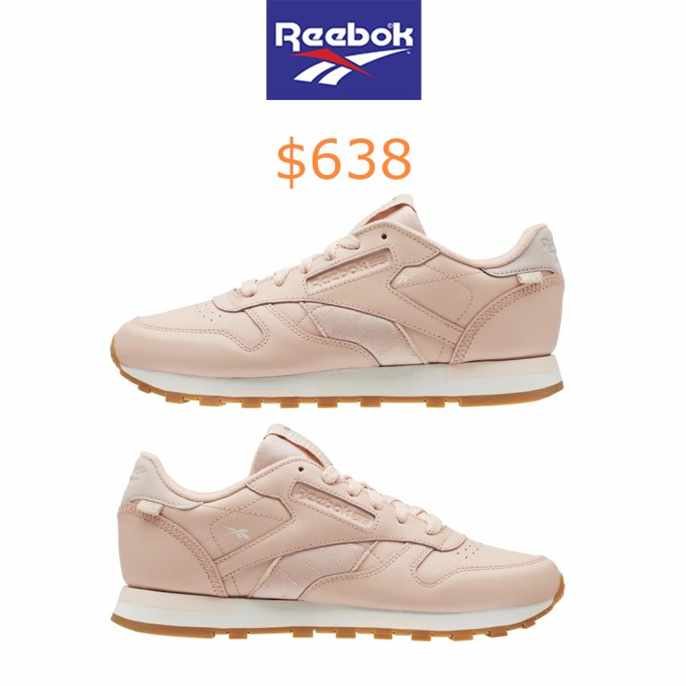 638Reebok Classic Leather Altered