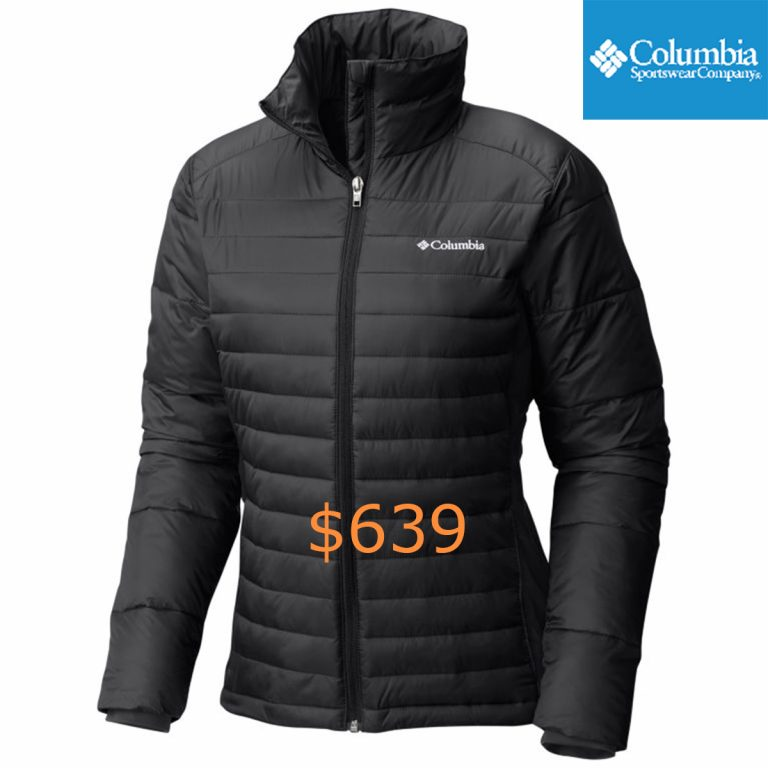 639Women's Powder Pillow Hybrid Jacket