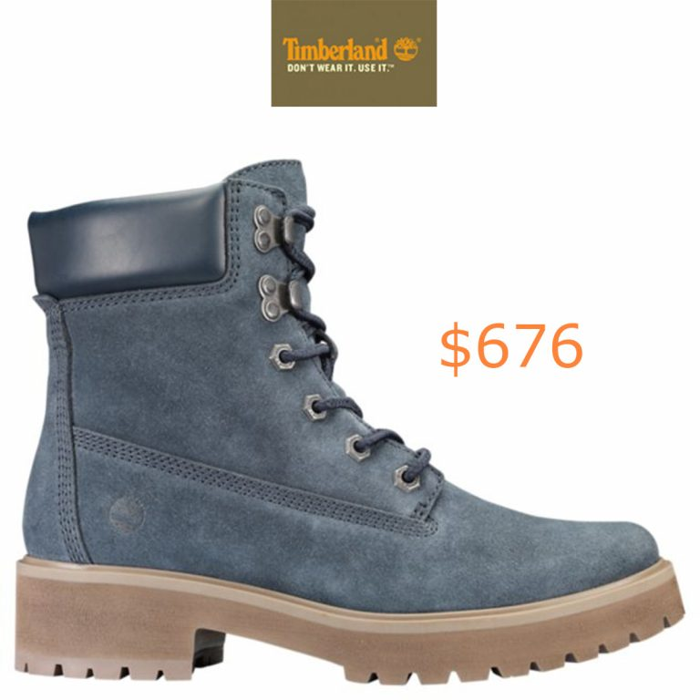 676Timberland - Women's Carnaby Cool 6-Inch Boots
