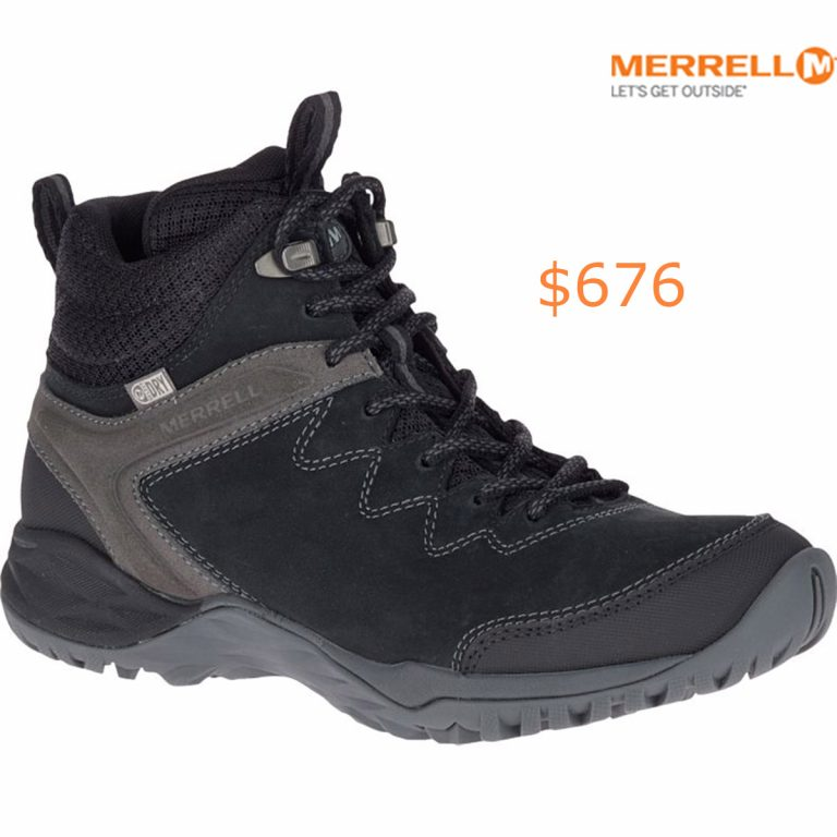 676Women - Siren Traveller Q2 Mid Waterproof
