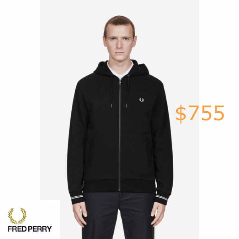 755Hooded Sweatshirt