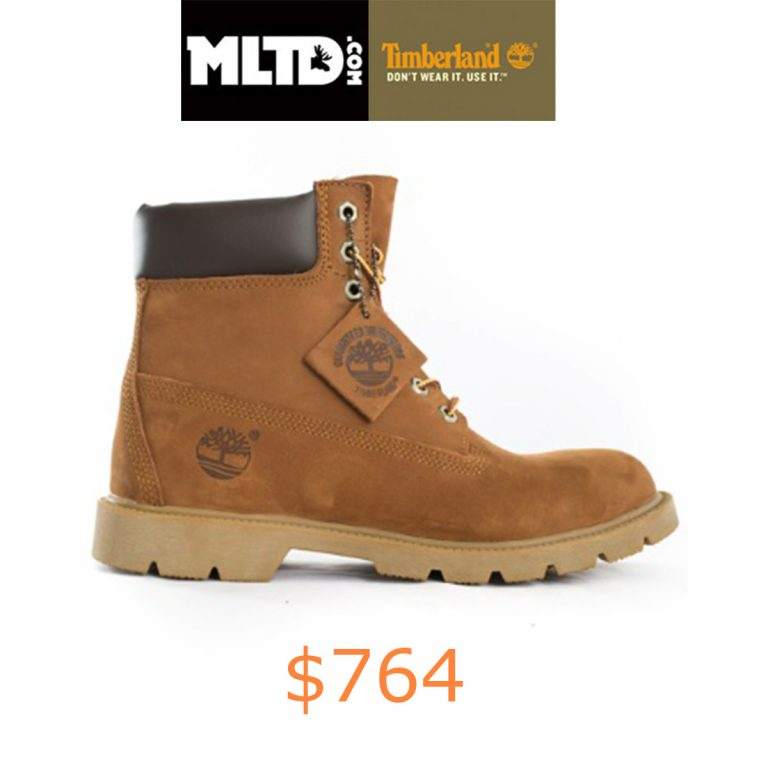 764Timberland, (TB019076) 6-Inch Basic Boots