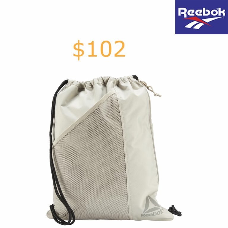 102Reebok Workout Gymsack