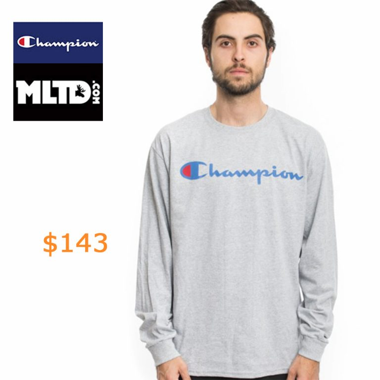 143Champion LIFE, Patriotic Logo L-S Shirt