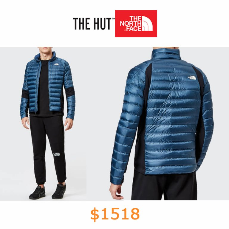 1518The North Face Men's Crimptastic Hybrid Jacket