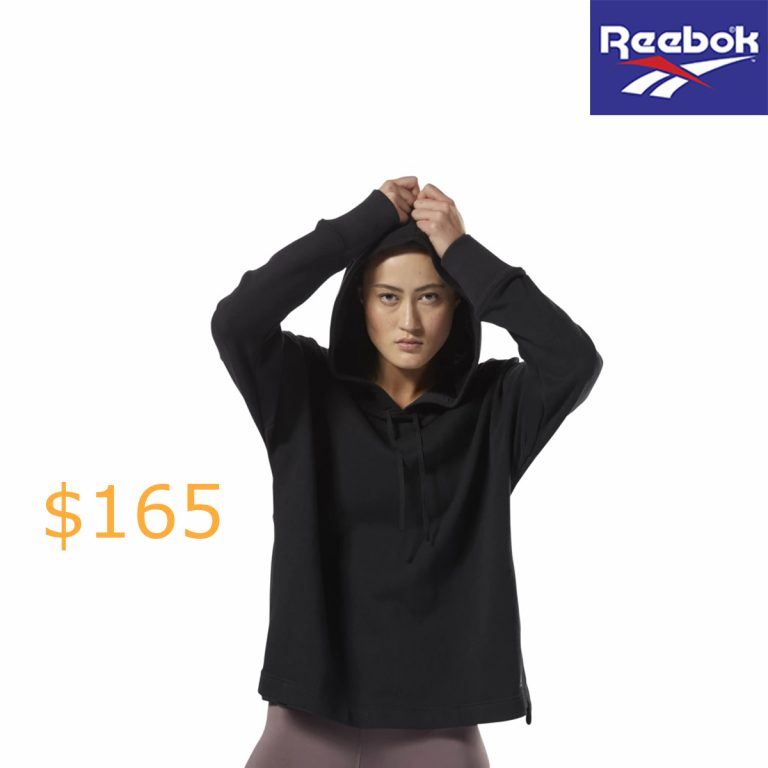 165Reebok French Terry Tunic