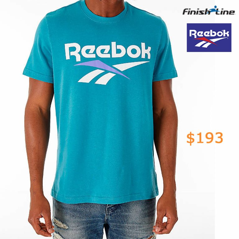 193Men's Reebok Classics Vector T-Shirt