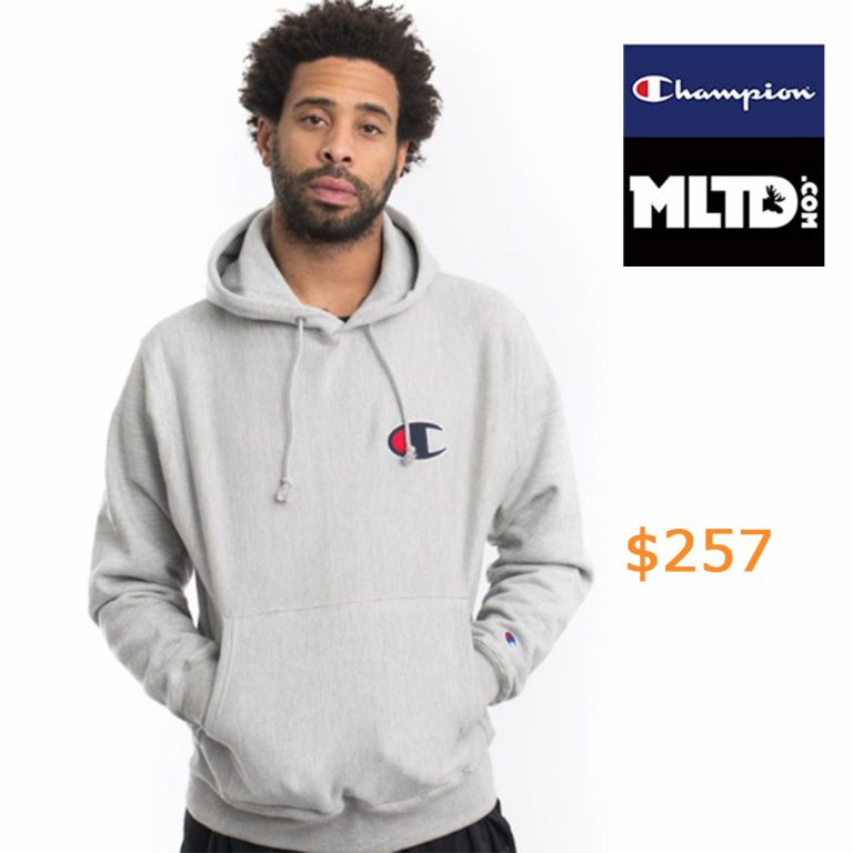 257Champion LIFE, Reverse Weave C Graphic Pullover Hoodie