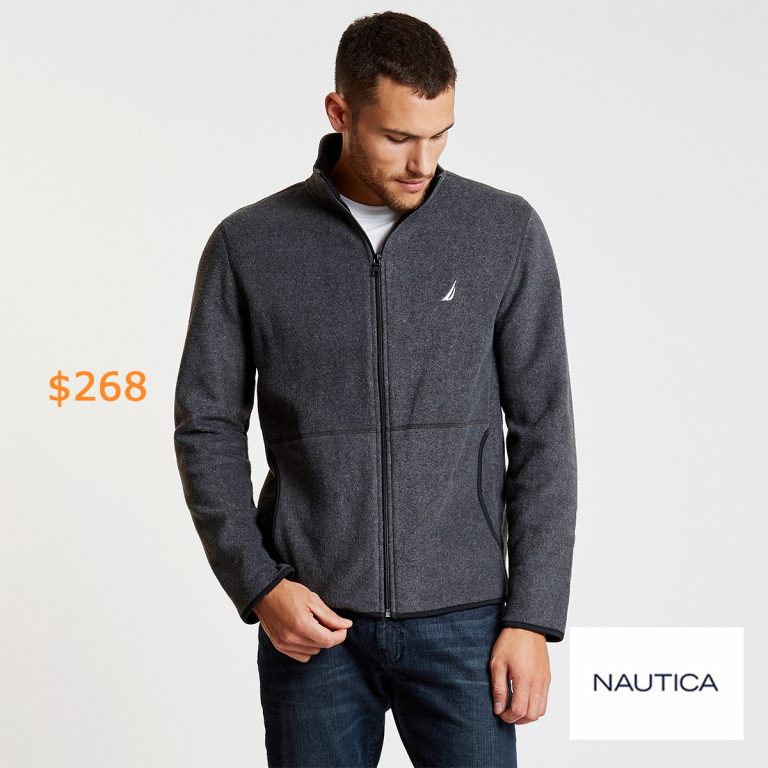 268Nautex Full-Zip Fleece