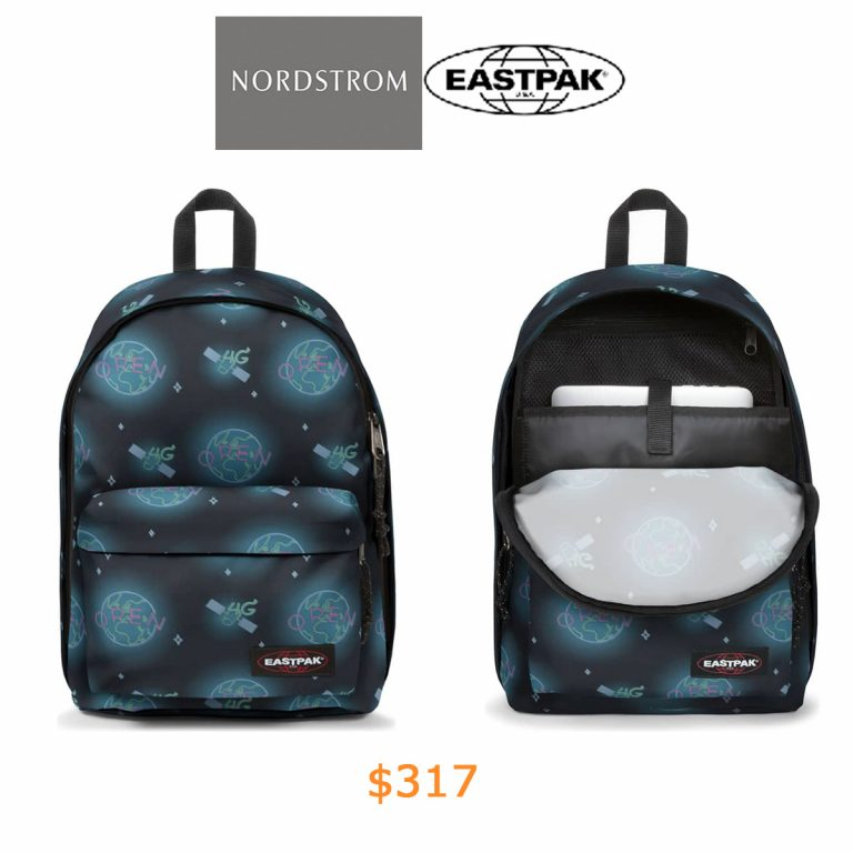 317Eastpak Out of Office Nylon Backpack