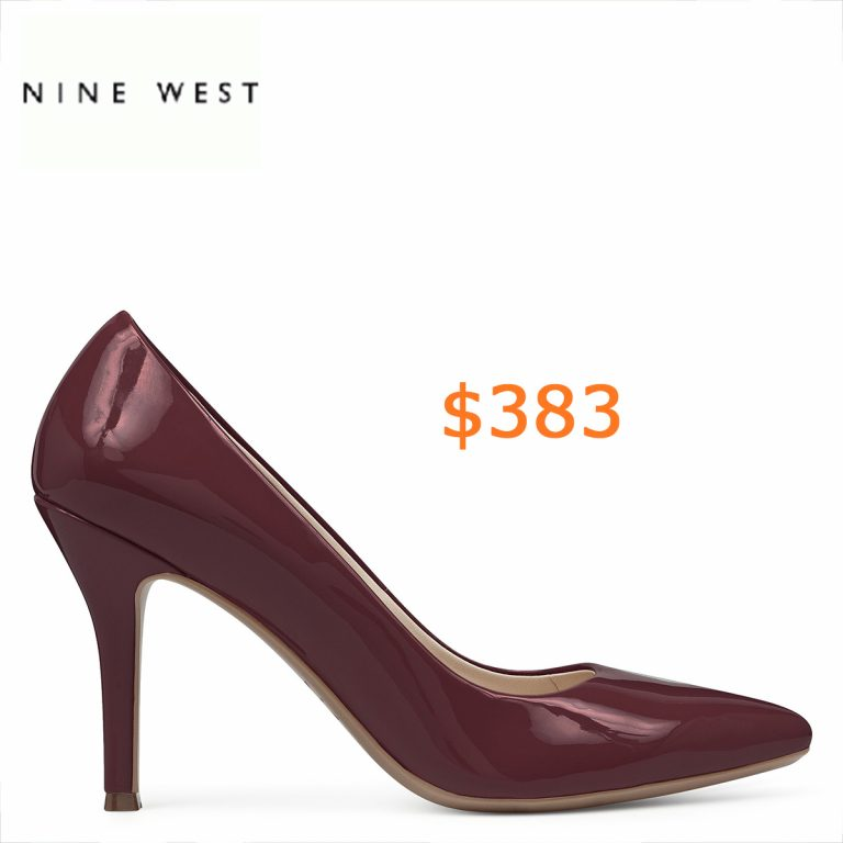 383Fifth Pointy Toe Pumps