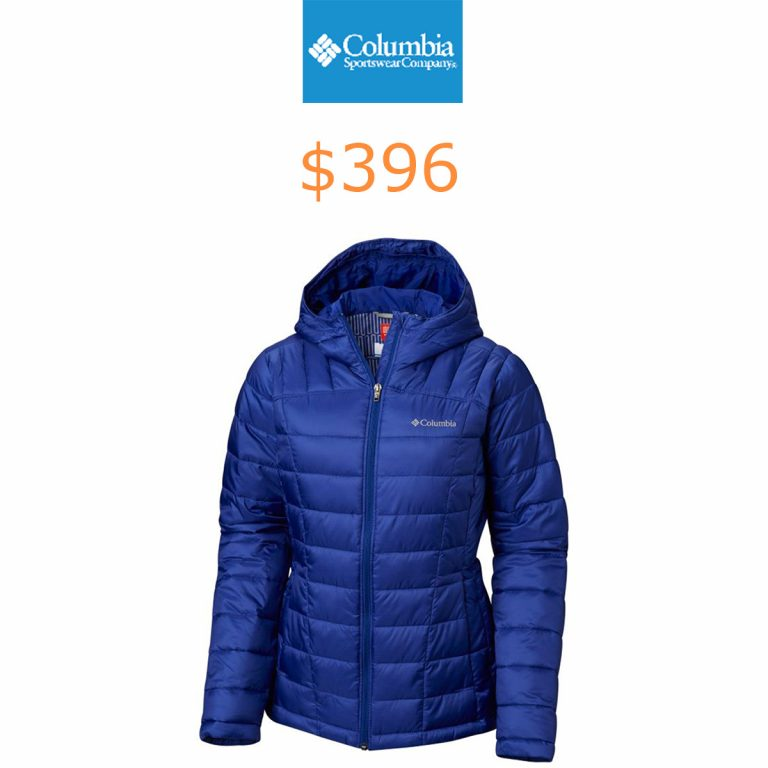 396Women's Pacific Post Hooded Jacket