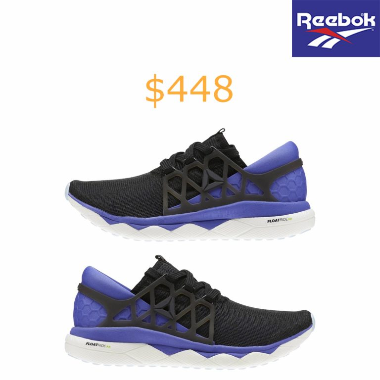 448Reebok Floatride Run Flexweave