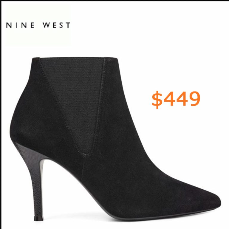 449Front Pointy Toe Booties
