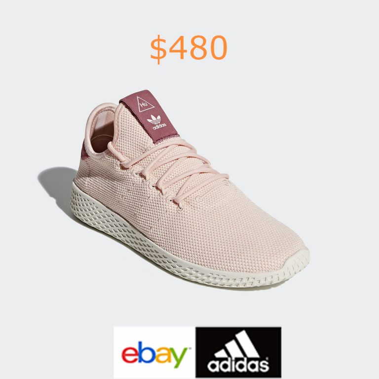 480adidas Pharrell Williams Tennis Hu Shoes