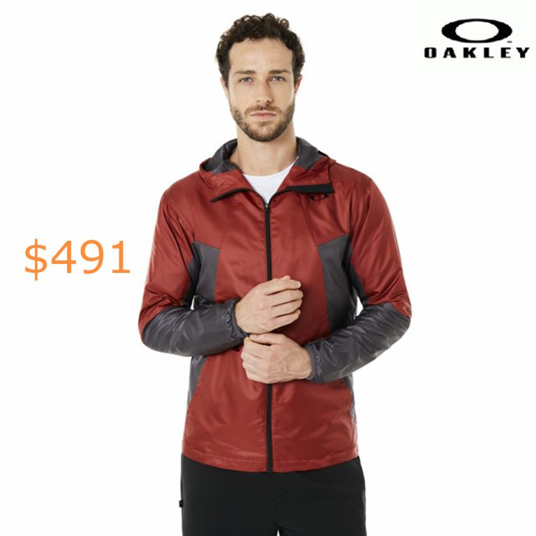 491Oakley Enhance Wind Warm Jacket 8