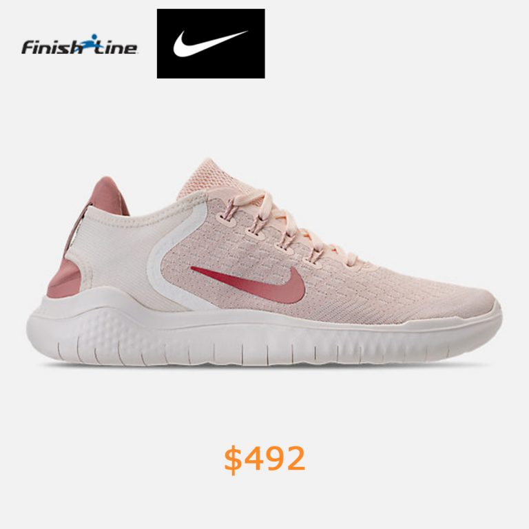 492Women's Nike Free RN 2018 Running Shoes