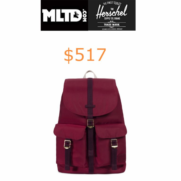517Herschel, Dawson Surplus Backpack