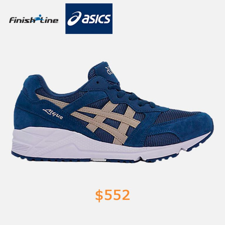 552Men's Asics Tiger GEL-Lique Casual Shoes