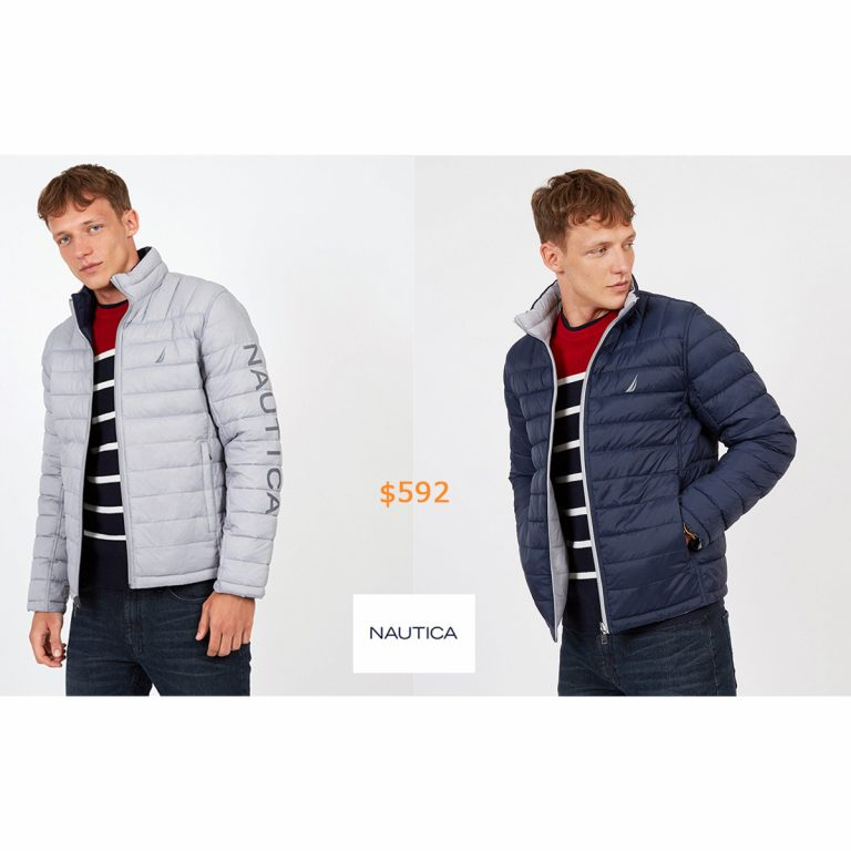 592Endeavour Quilted Reversible Jacket