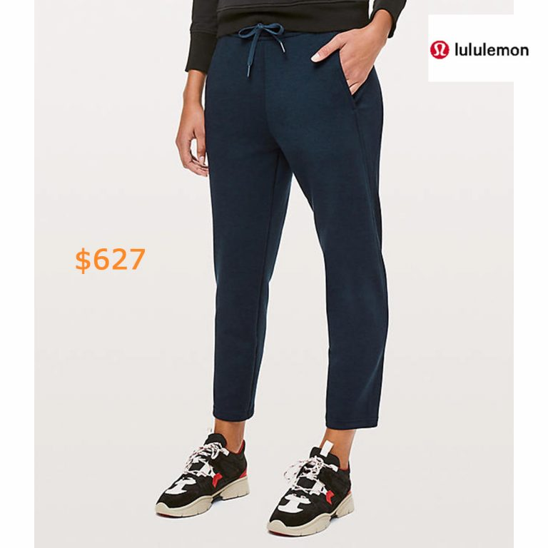 627City Sleek Sweatpant -28
