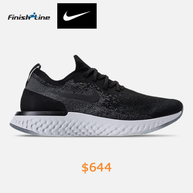 644Women's Nike Epic React Flyknit Running Shoes