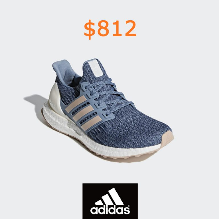 812adidas Ultraboost Shoes - Blue