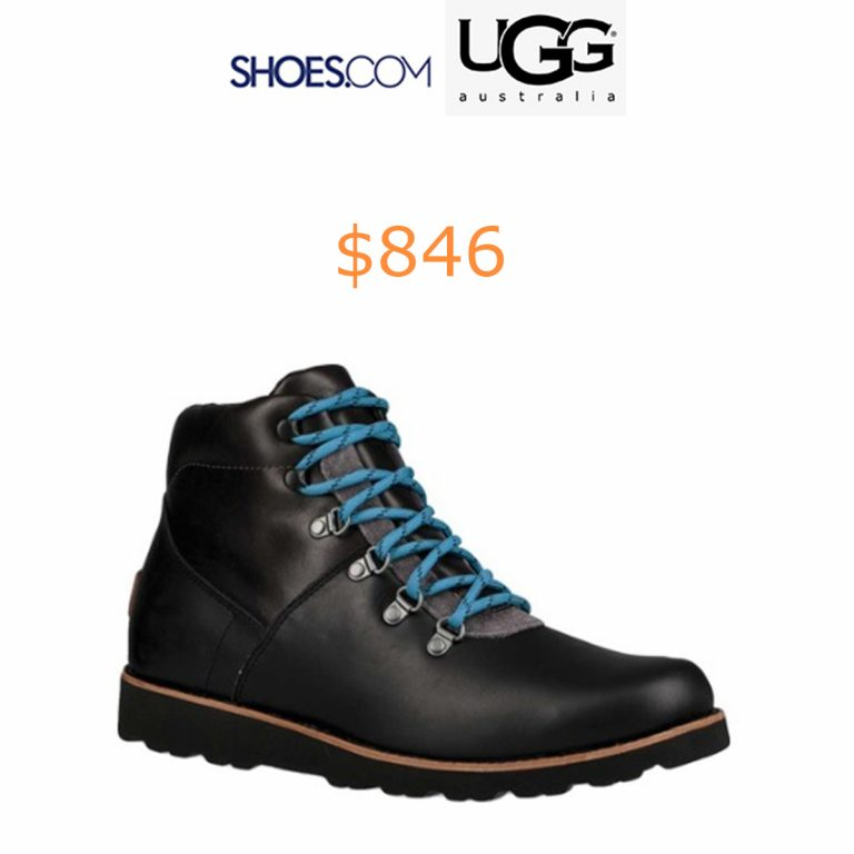 846Mens UGG Hafstein Ankle Boot