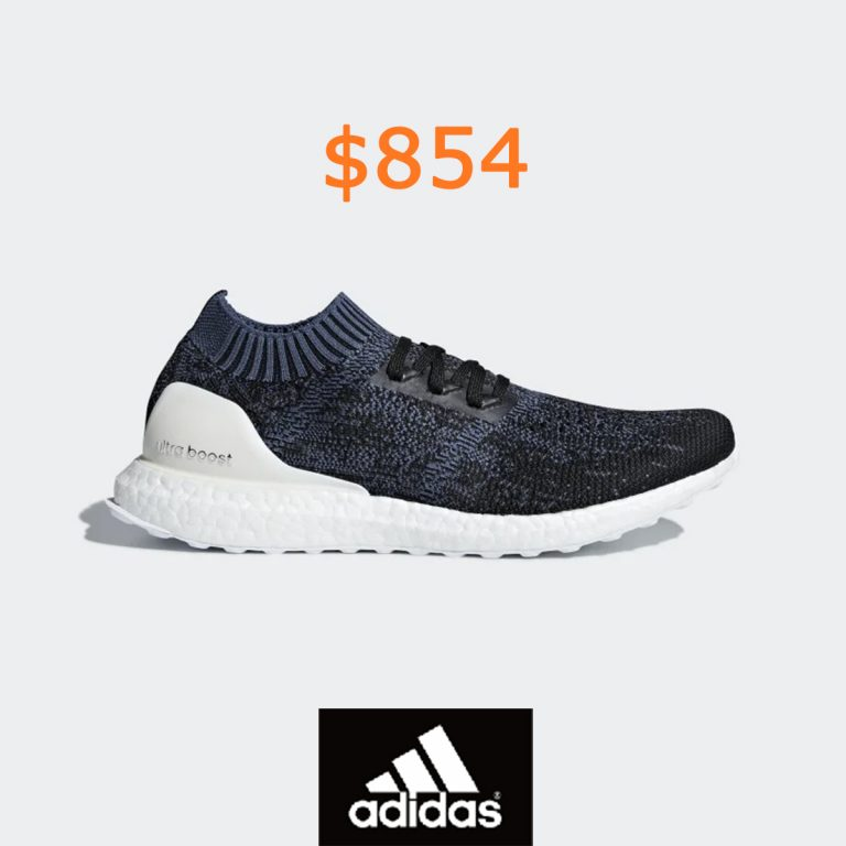 854adidas Ultraboost Uncaged Shoes - Blue