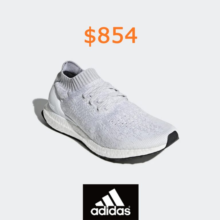 854adidas Ultraboost Uncaged Shoes - White