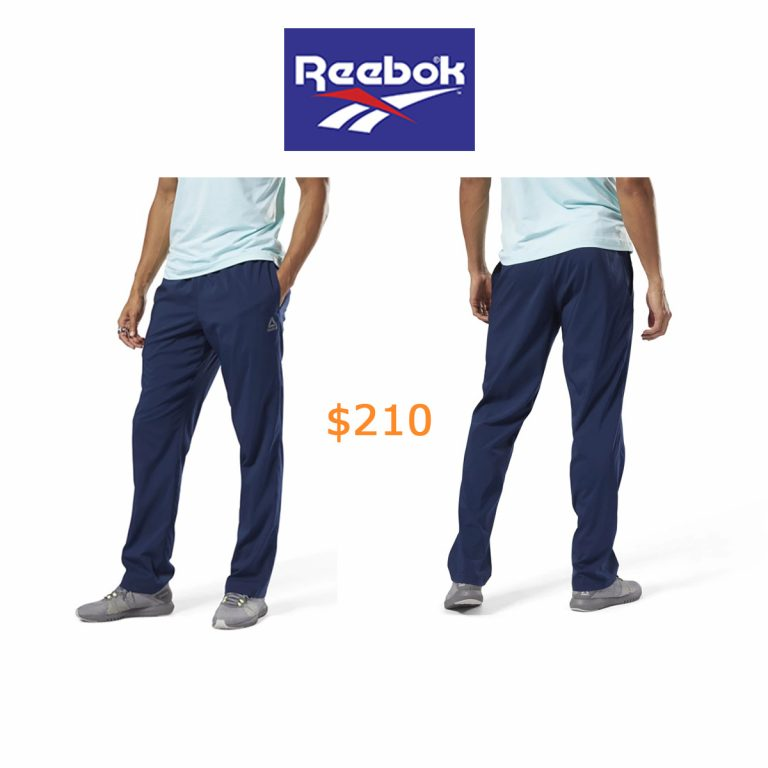 210Reebok Training Essentials Woven Pant