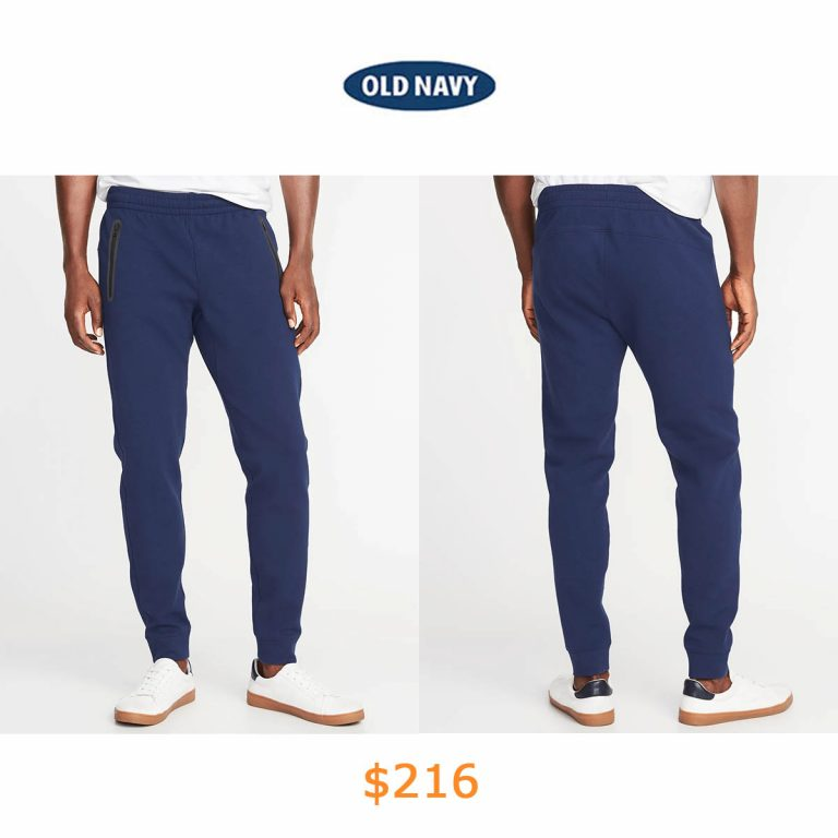 216Dynamic Fleece 4-Way Stretch Joggers