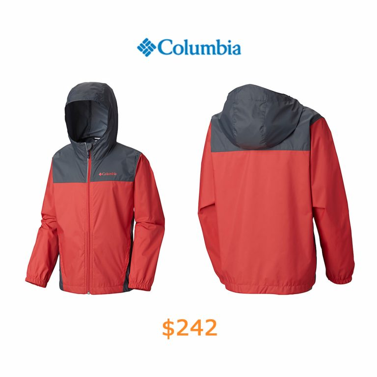 242Toddler Raincreek Falls Jacket