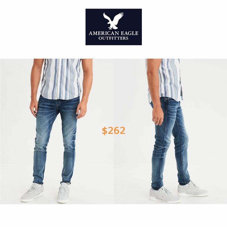262AE Ne(X)t Level Super Skinny Jean