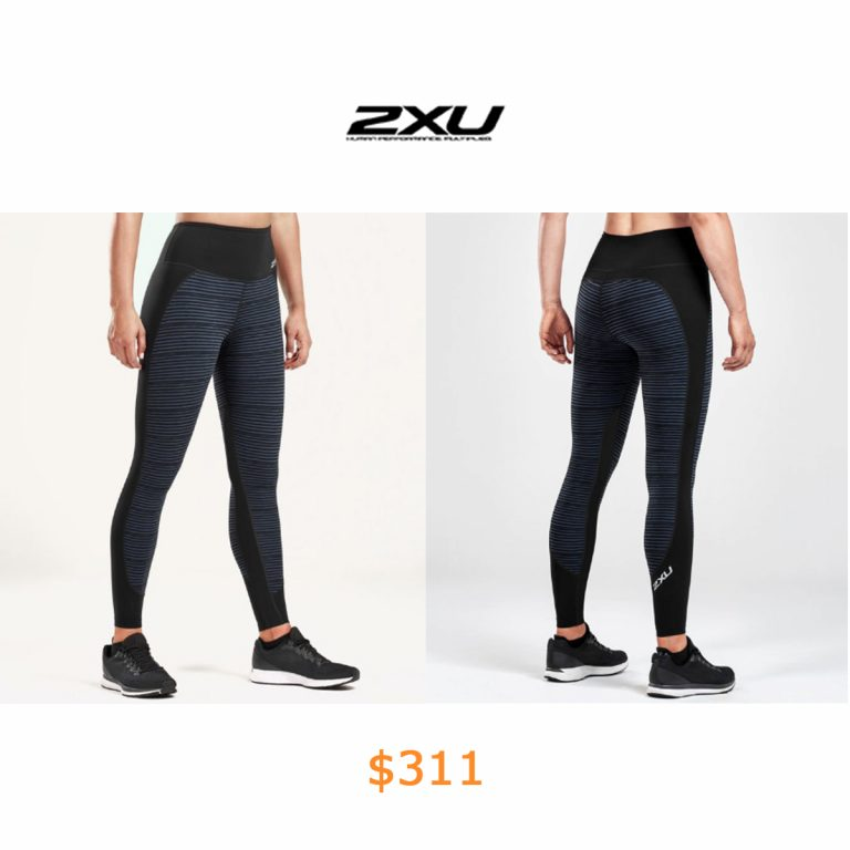 311Fitness Hi-Rise Print Compression Tights