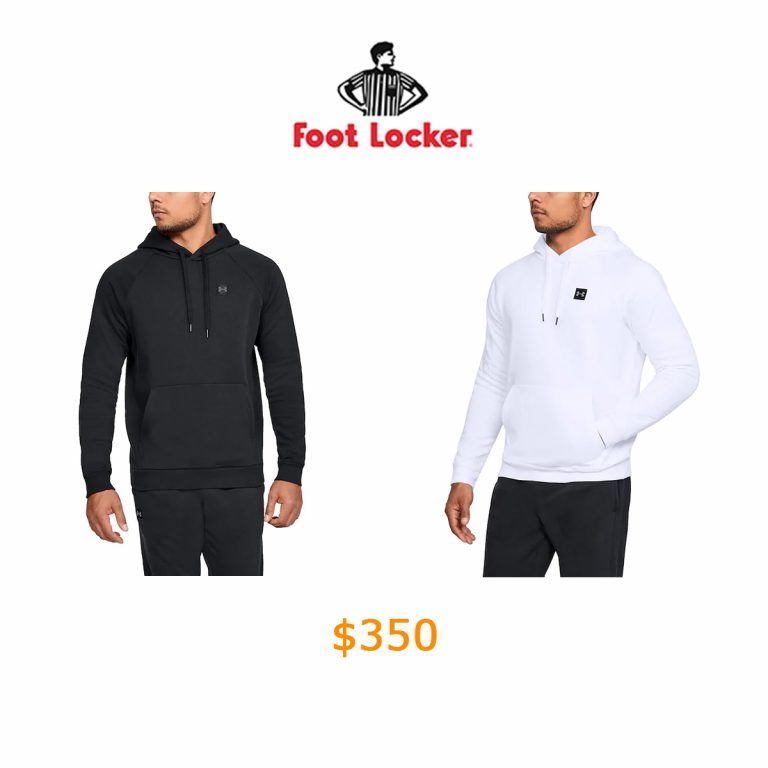 350Under Armour Rival Fleece Pullover Hoodie