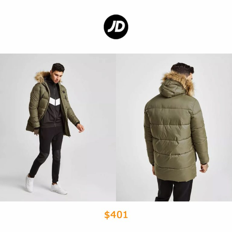 401Supply & Demand Deux Parka Jacket