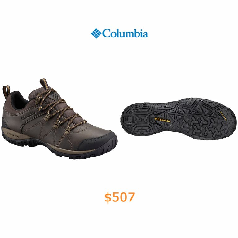 507Men's Peakfreak Venture Comfortable Waterproof Omni-Heat